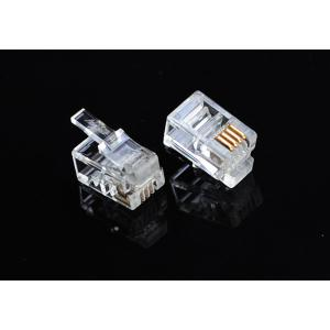 RJ11 Modular Connector 4 Pin