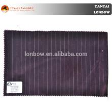 Гарантированное качество популярный стиль в полоску костюм бархатной ткани