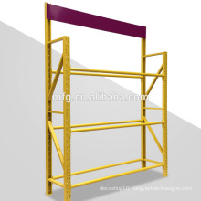 Medium Heavy Duty Angle Steel Storage/Display Shelves for Auto Tires in 4S Store