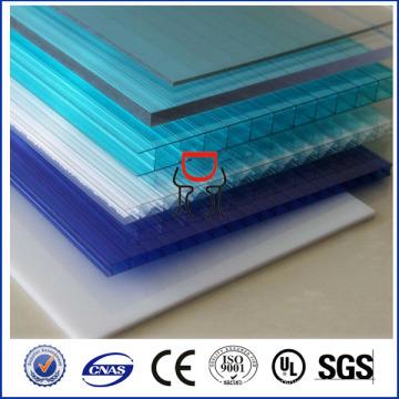 Компания SGS ISO одобряет высокое качество прозрачный лист поликарбоната,лист поликарбоната цена