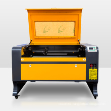 9060S 900*600MM 80W Ruida 57 stepper motor wood acrylic laser cutting and engraving machine