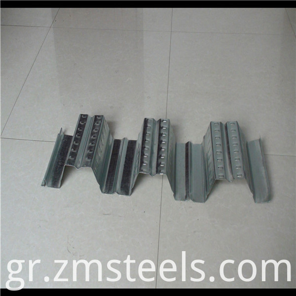 Floor Decking Plate Roll Forming Machine