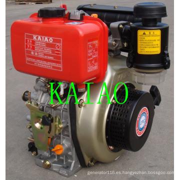 Motor diésel para cultivador motorizado, cilindro único enfriado por aire 173F