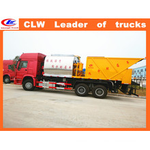 Asphalt Layer Truck 6*4 Asphalt Synchronous Chip Sealer