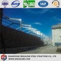 Stahlrahmen-Hallen-Erweiterung für die Verarbeitungs-Werkstatt