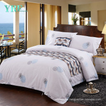 New Product Cheap Price Deep Pocket Bedding Set Cotton for Queen Bed