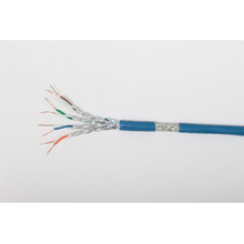 High-Speed Cat7 Shielded SSTP Indoor/Outdoor Ethernet Cable with LSZH Jacket