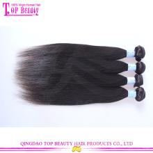 Высокое Качество Девственницы Бразильские Прямые Волосы Ткать Пучки Вьющиеся Волосы