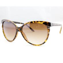 Butterfly Leopard Печать Модные солнцезащитные очки для женщин (14199)