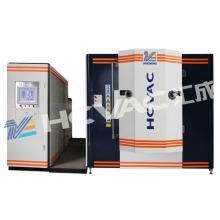 Machine de revêtement de pulvérisation de magnétron de titane d'acier inoxydable, machine de revêtement de titane de PVD