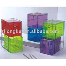 Wholesale metal mesh children stationery gift set holder for kids