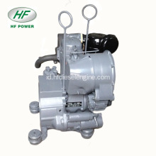 Deutz F1L511 Air-Coolrd Single-Cylinder 4-Stroke Engine