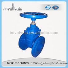 Non -rising stem Casting Iron Gate Valve