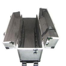 Hartes Reise-Werkzeug-Kasten-Aluminiumwerkzeug-Kasten-Aufbewahrungsbehälter