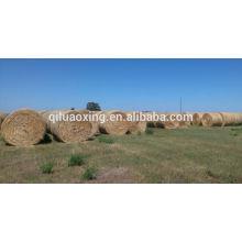 agricultura ensilaje de heno bale wrap net