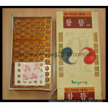 Hanyi Mini Moxa Rolls with Adhesive Plaster (B-1) Acupuncture