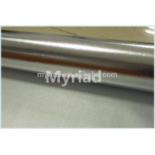 Papel de aluminio de la parte posterior de la fibra de vidrio, laminación de la fibra de vidrio de la hoja de aluminio, aislamiento térmico de aluminio de la hoja reflexiva