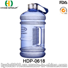2016 Newly Customized 2.2L Plastic Water Jug, Big PETG Plastic Water Bottle (HDP-0618)
