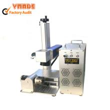 Станок для волоконной лазерной маркировки 20 Вт 30 Вт 50 Вт