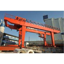 Heavy-duty building lifting machine gantry crane