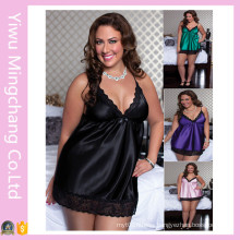 New Arrival Europe Size Sexy Black Sexy Lingerie