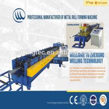 Vollautomatisch gebrauchte p purlin Walzenformmaschine für den Bau von hoher Qualität