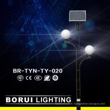 Éclairage solaire Br-Tyn-Ty-020 15W pour jardin solaire
