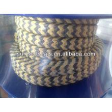 Sunwell Graphite PTFE и арамидное волокно в плетеной упаковке Zebra