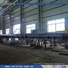 Línea de chorro de acero para TSHD (USC-3-009)