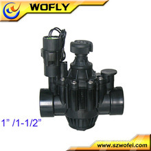 Stainless steel 3/2 way solenoid valve