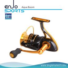 Angler Select Aqua Boom Carrete de pesca de gran juego de agua (fresco y salado) Carrete de pesca de gran juego (Aqua Boom 300)