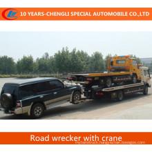 2016 New Tow Crane Road Rescue Wrecker Truck
