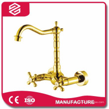 two handles basin faucet classic high quality bathroom basin faucet