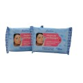 Kosmetik mit Tissue Cleansing Makeup Remover Wet Wipe