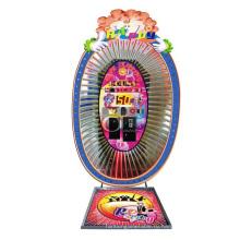 Выкупная игровая машина, машина выкупа (проскальзывание веревки)