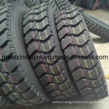 Big Block Pattern Truck Tyre (12.00R20-20pr)
