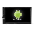 OEM Android 8.1 Navegación Gps para automóviles con Mirror Link, 4G, DVR, USB, WIFI, BT para 7 '' Universal