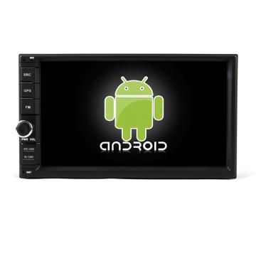 OEM Android 8.1 Auto Gps Navigation mit Spiegel Link, 4G, DVR, USB, WIFI, BT für 7 '' Universal