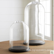 Glas Dispaly Dome Dekorative Glas Dome