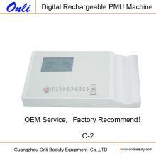 Onli Digital Pmu máquina recargable Micropigmentación dispositivo O-2 Tattoo fuente de alimentación
