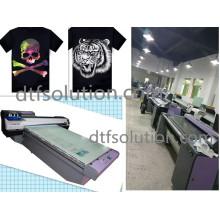 Impresora plana de Fd-1628 para la impresión de la camiseta de algodón