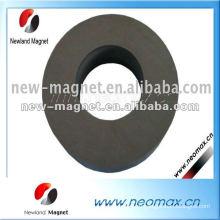 Кольцо с ферритовым магнитом