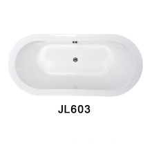 Center Drainage Bathroom Bath Tub in Industries Tubs