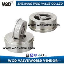Clapet anti-retour en acier inoxydable H71W
