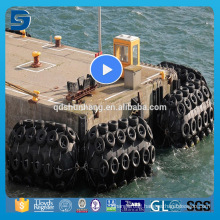 4.5m*9m Floating Type Rubber Fender