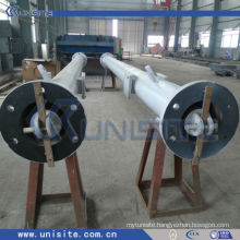 steel structure pipe for dredger (USC-4-005)