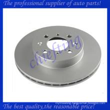 MDC643 45251-SF0-000 DF1956 45251-SF0-000HS disc brake rotors for honda prelude
