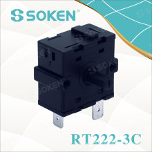 Soken Rotary Switch for Four