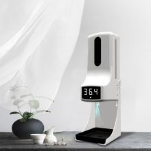 Automatic Temperature Sensor Dispenser