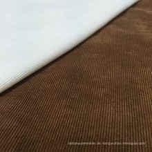 97% Polyester 3% Nylon Cord Gewebe für Kleidungsstück